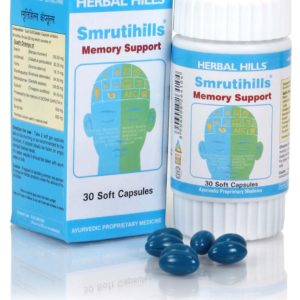 Herbalhillsprime 30 Smrutihills Capsules