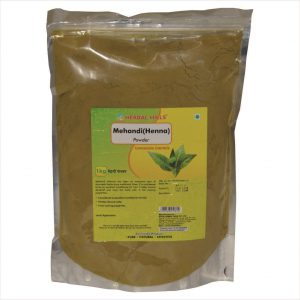 Herbalhills Prime Mehandi Powder 1 Kg powder