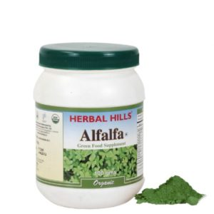 Herbalhills prime Alfalfa powder 100g