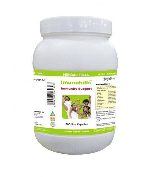 Herbalhills Prime Imunohills Value Pack