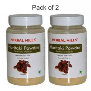 herbalhills prime haritaki powder pack