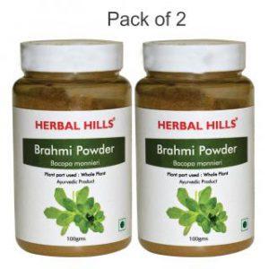 Herbalhills Prime Brahmi Powder 100g