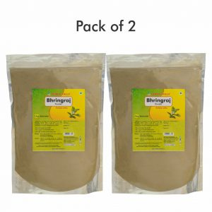 Bhringraj powder - 1 kg powder - Pack of 2