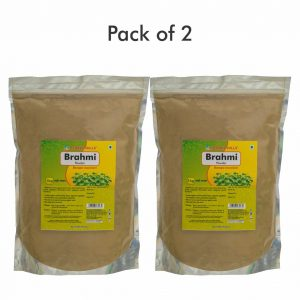Brahmi Powder - 1 kg powder - Pack of 2