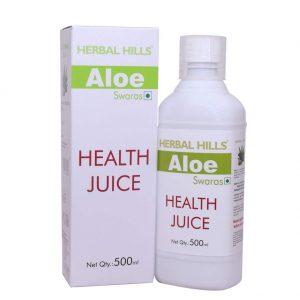 Aloevera Juice - Natural Health Juice - 500 ml (Pack Of 2)