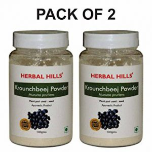 Herbalhills Prime Krounchbeej Powder pack of 2