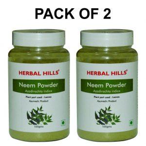 Herbalhills Prime Neem patra powder