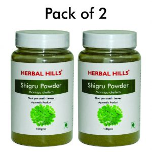 Herbalhills Prime Shigru Powder pack of 2