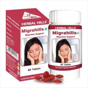 Herbalhills Prime Migrahills Tablets