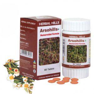 Herbalhills Prime Arsohills 60 Tablets