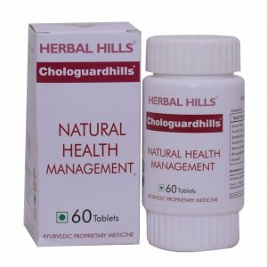 Natural Heart Care - Chologuardhills 60 Tablets