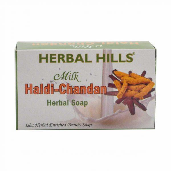 herbal Soap, haldi chandan soap, natural skin care soap, turmeric soap, ayurvedic soap turmeric