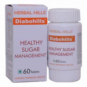 Healthy Diabetes Care Formula - Diabohills 60 Tablets