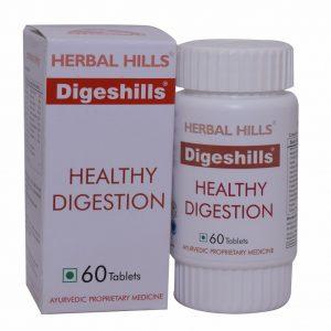 Digestive Health - Digeshills 60 Tablets