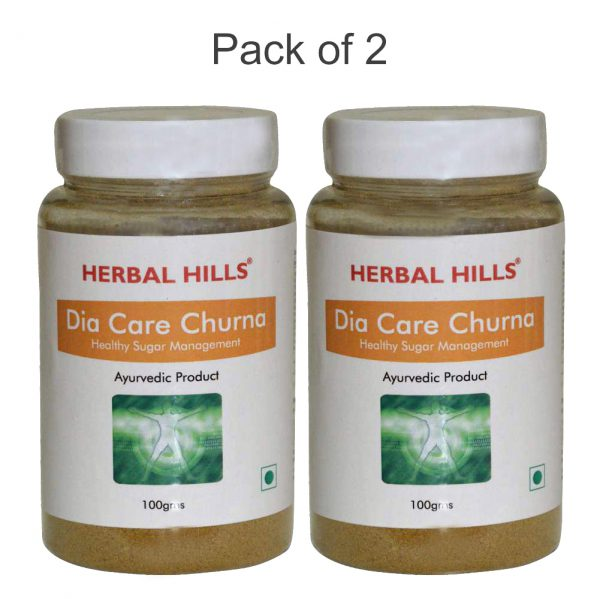 Dia Care churna, ayurvedic medicine for sugar, diacare herbal powder