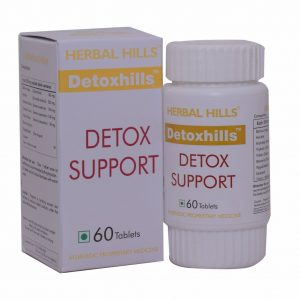 Detoxification Formula - Detoxhills 60 Tablets