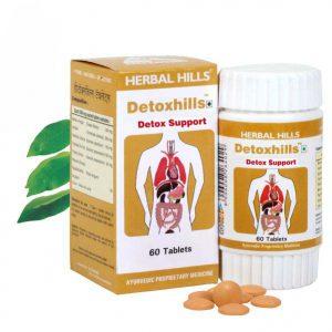 herbalhills prime detoxhills tablets