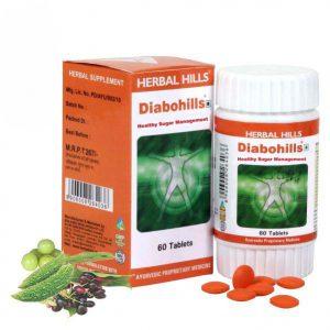 Herbalhills Prime Diabohills 60 Tablets