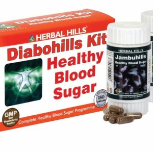 Herbalhills Prime Diabohills Kit