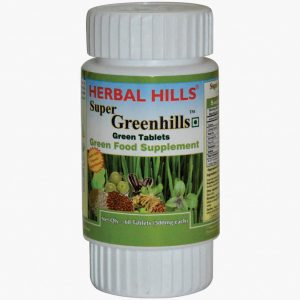 Super Greenhills 60 Tablets - Super Green Food Formula