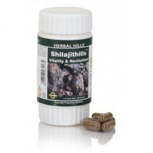 Shilajithills 60 Capsule