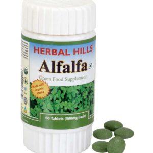 Herbalhills Prime Alfalfa 60 Tablets