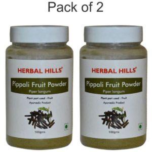 Herbalhills Prime Pippali fruit powder 100g