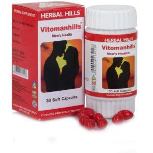 Herbalhills Prime Vitomanhills 30 Capsule