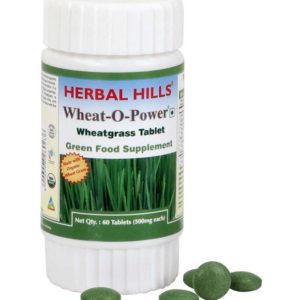 herbalhills prime Wheat-O-Power Tablets