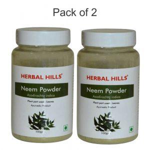 Neem powder - 100 gms - Pack of 2