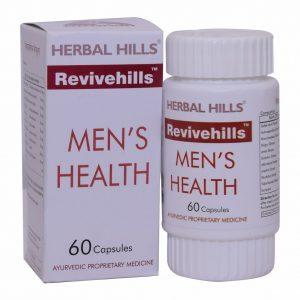 Supplements For Men - Revivehills 60 Capsules