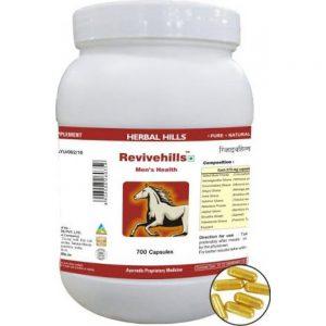 Herbalhills Prime Revivehills Value Pack Capsule