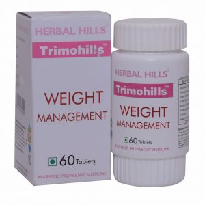Natural Weight Loss Formula - Trimohills 60 Tablets