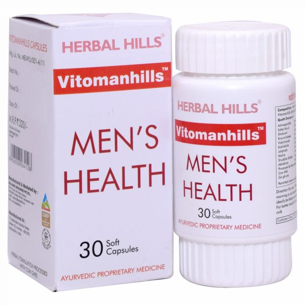 ayurvedic multivitamin capsules, mens vitality supplements, vitality capsules, multivitamin capsules for men,multivitamin for men