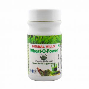 Wheatgrass powder 100 Gms - Organic Green Food Powder