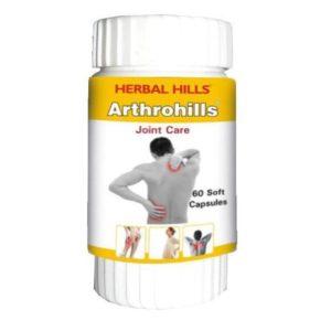 Herbalhills Prime Arthrohills 60 Capsule