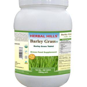 Herbalhills Prime Barley Grass Tablets