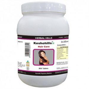 Herbalhills Prime Keshohills Value Pack 900 tablets