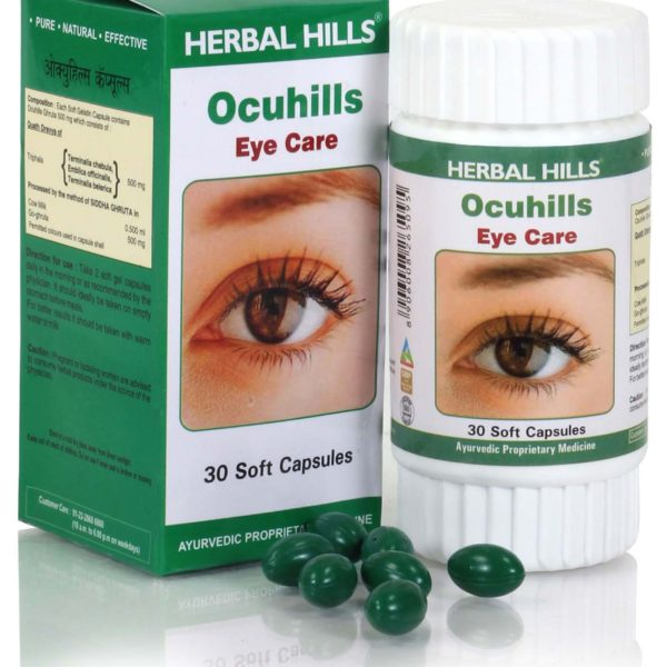 Herbalhills Prime Ocuhills 30 capsule