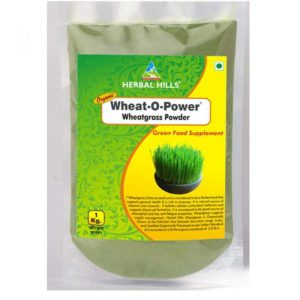 Wheat-O-Power 1 Kg (Value Pack) - Organic Green Food Powder
