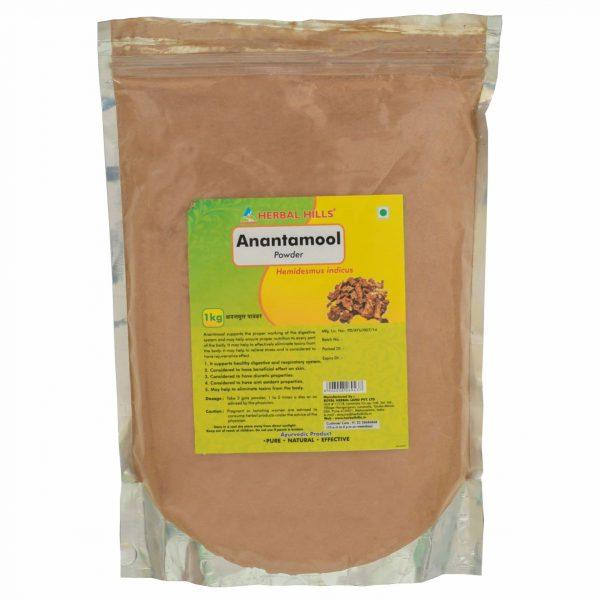 Anantamool Powder