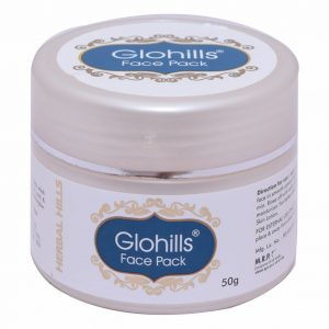 Natural Skin Care – Glohills 50g Face Pack