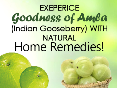 Amla in Home Remedies