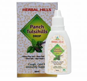 Panch Tulsi Hills 30ml drops