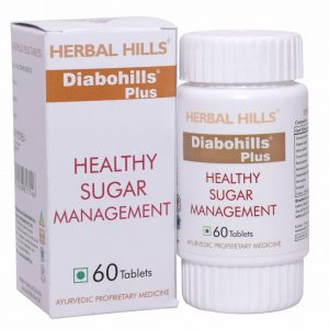 Diabohills Plus 60 Tablets