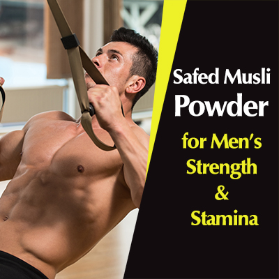 safed musli powder benefits, vitality, sexual health, men's health tips, men's stamina