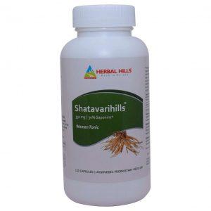 Herbal Hills Shatavarihills  120 Capsule