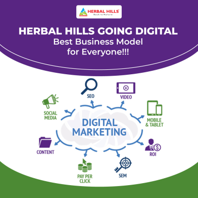 Herbal Hills, Business Model