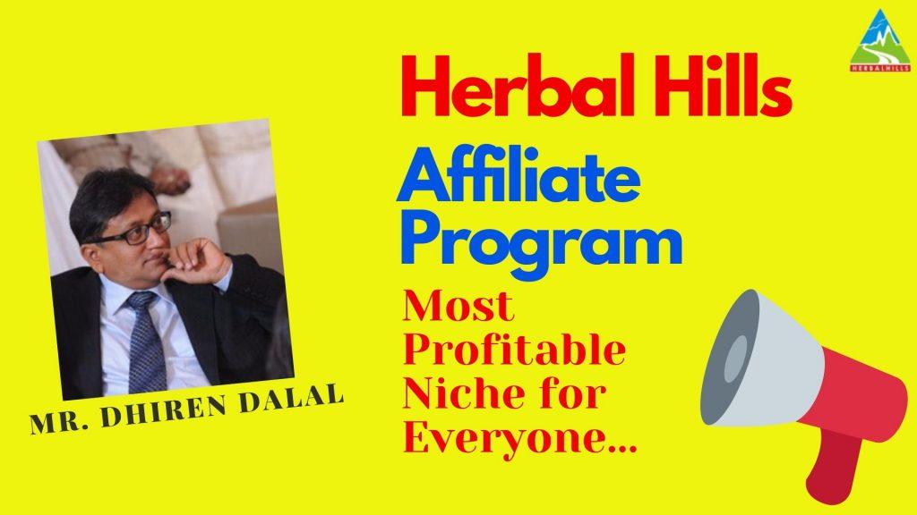 herbal hills Affiliate Program