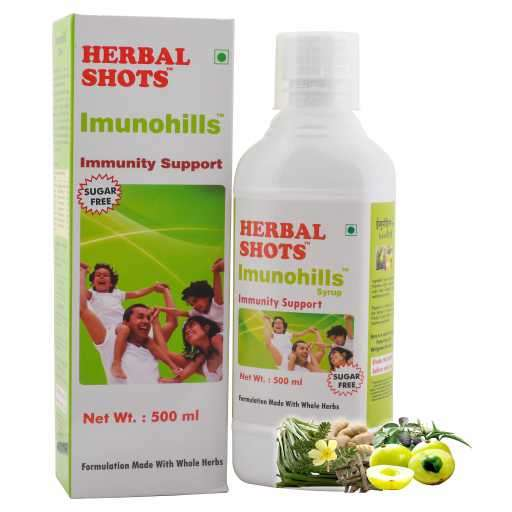 Immunohills Shots